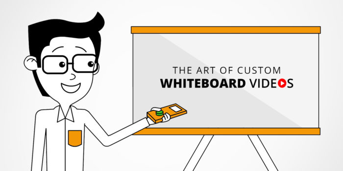 The Art of Custom Whiteboard Videos: Creating High Converting Whiteboard Animation