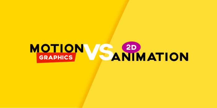 Motion Graphics and Animation: What are the Differences?