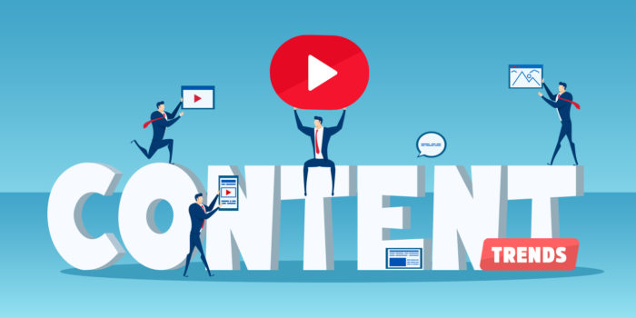 Five big content trends for 2020