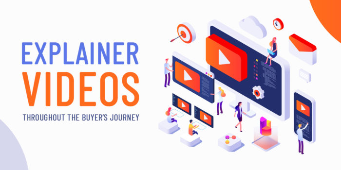 How to Use Explainer Videos Throughout the Buyer's Journey